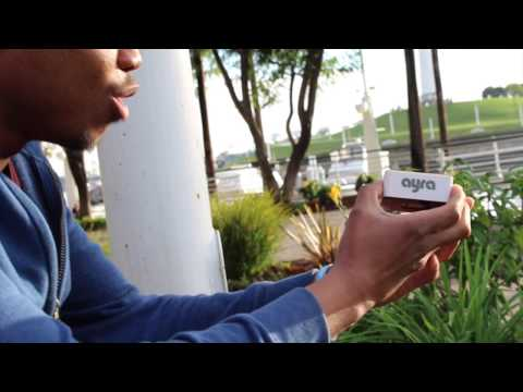 Ayra Pocket Sized Wireless Speaker In Truly Portable (video)