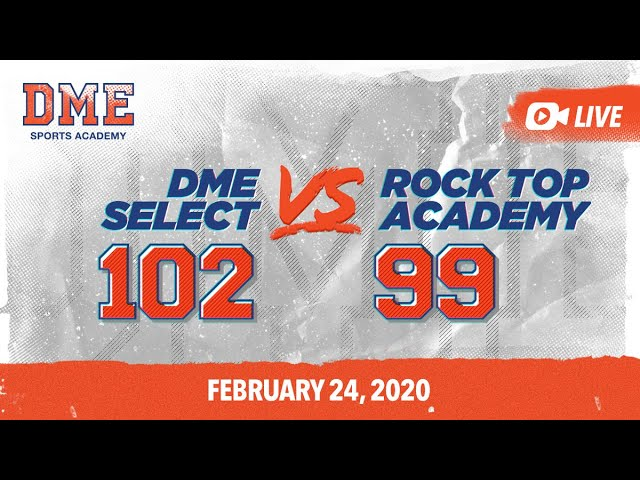 DME select vs Rock Top
