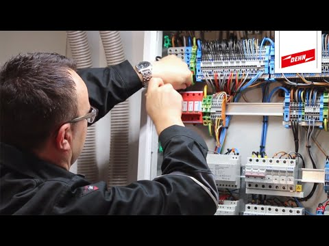 installation-of-a-surge-arrester-into-the-sub-distribution-board-|-part-2/3