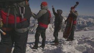 MAMMUT 150 Peaks Project 2012 - ZAZ unplugged on Mont Blanc