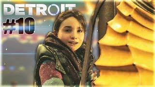 DETROIT BECOME HUMAN : LE CALME AVANT LA TEMPÊTE - ( Let's play  #10 )