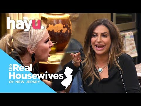 Jennifer's Bragging Is Getting On Everyones Nerves | Season 9 | The Real Housewives of New Jersey