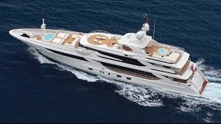 The Vica Luxury Superyacht by Benetti