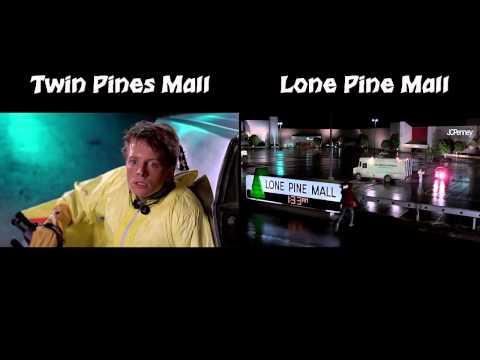 Back to the Future - Mall Scene Simultaneous Comparison