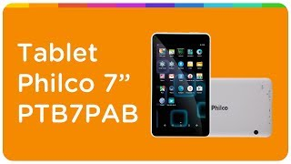 "Tablet Philco 7"" PTB7PAB"