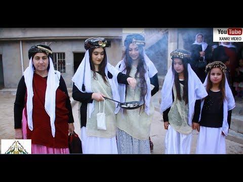 بابيرئ هليلكرنا قوبا ملشيخسن شيخ حسن xanke video /lalish duhok/babir -sema