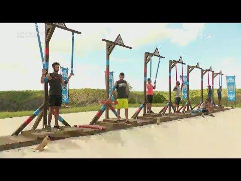 Survivor 2019   Αγώνισμα επικοινωνίας αντρών   05/03/2019