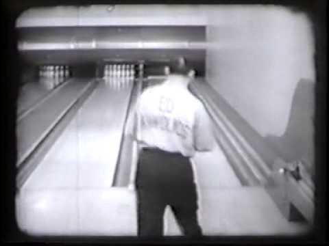 Championship Bowling:  Ed Kawolics vs Stan Gifford