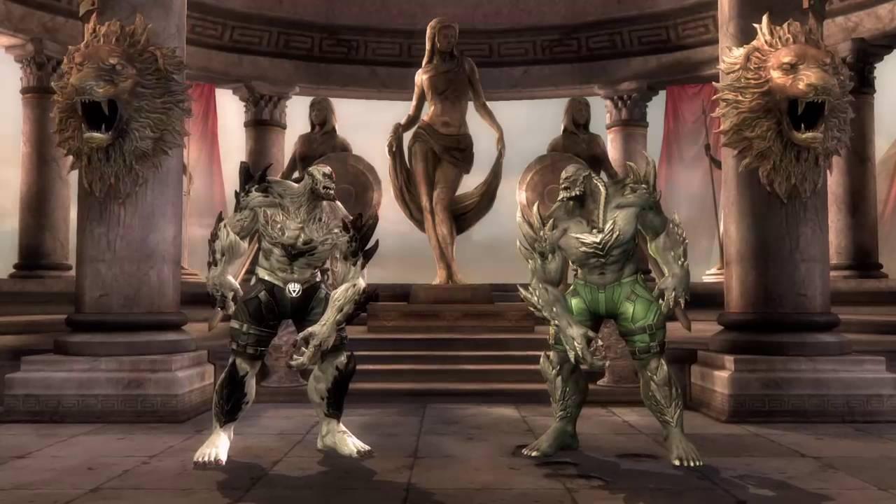 Injustice: Gods Among Us Blackest Night Doomsday Classic