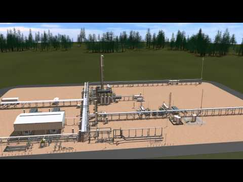200 MMSCFD Cryogenic Gas Plant by Opero Energy