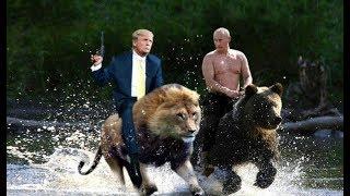Анекдот от АЛЕКСАНДРА про Путина Трампа и Лукашенко и людоедов 2018  Putin Trump and Lukashenka