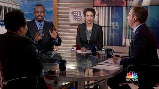 Full Panel: Senate GOP Rattled After Chaotic Week | Meet The Press | NBC News