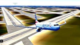 Infinite Flight Global Boeing 737 Cleveland - Chicago ( 1 h 1 min) , Expert Server