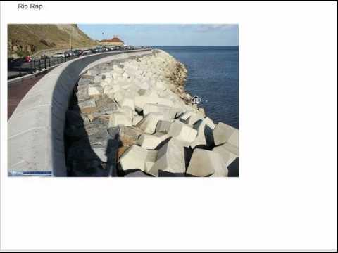 Coastal Defence Hard and Soft Engineering