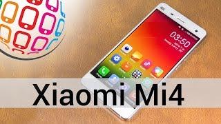 обзор Xiaomi Mi4 - мощный флагман с отличной камерой
