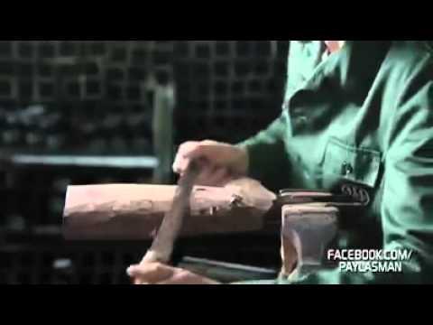 Baretta Tüfeğin yapımı.(işçilik budur)