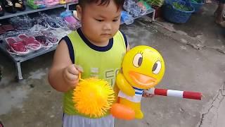Đồ chơi trẻ em bé pin nhím con vui nhộn❤ PinPin TV ❤ Baby toys hedgehog fun