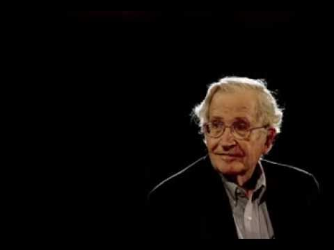 Noam Chomsky — BBC Radio 3, 19 March 2013