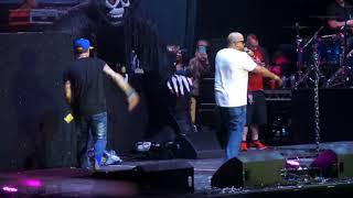 Vanilla Ice - FreeStyle On The Mic - Ft Tone Loc Coolio Live Concert