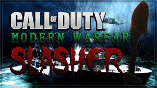 Modern Warfare Remastered Slasher Ft. Blane