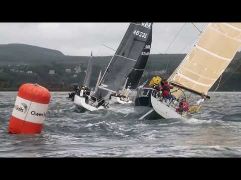 West Highland Yachting Week 2018 - Wednesday