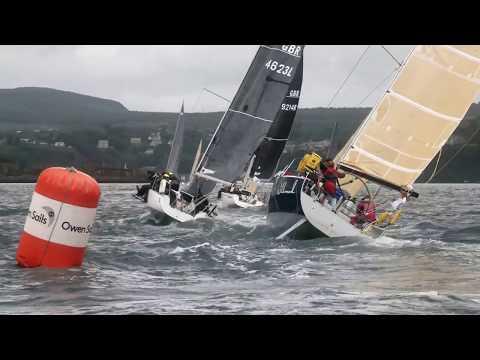 West Highland Yachting Week 2018 - Wednesday