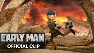 "Early Man (2018 Movie) Official Clip ""This Is Goona"" – Maisie Williams, Tom Hiddleston"