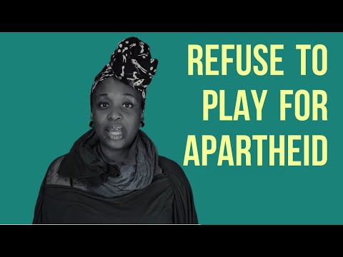 Prominent Artists Endorse the Cultural Boycott of Israel
