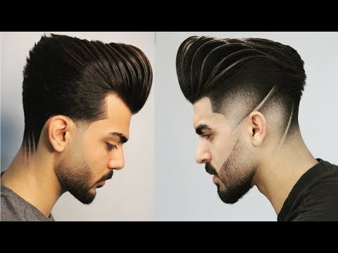 New Mens Hairstyle 2019   New Hair Style For Boys 2019   Men's Trendy Hairstyles