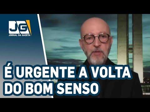 Josias de Souza / Ataque a Bolsonaro torna urgente a volta do bom senso