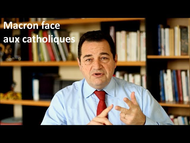 Macron aux Bernardins : l'enfumage continue #21