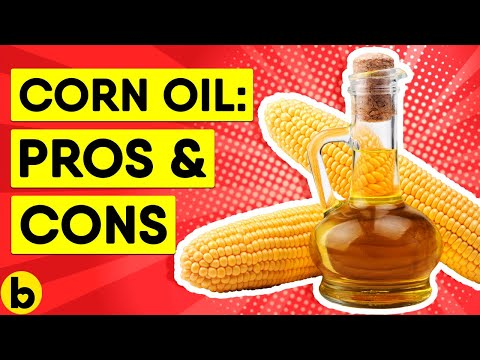 The Health Benefits And Health Risks Of Corn Oil