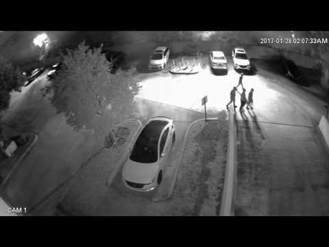 Dealership Thieves Apprehended 1/28/17