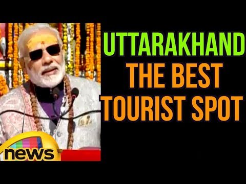We Will Make Uttarakhand the Best Tourist Spot Says PM Modi | Mango News