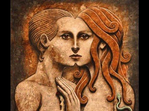 Взаимодействие мужчины и женщины по Манипуре и Анахате
