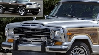 Jeep To Produce New Grand Wagoneer?