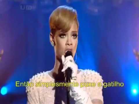Rihanna - Russian Roulette (live) Tradução