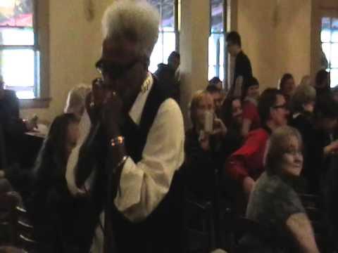 """Gaye Adegbalola #2 """"Sweet Black Angel"""" @ L.E.A.F. Black Mtn 5/13/12"""