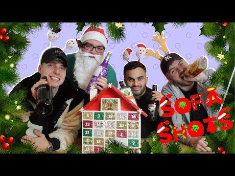 SOFA SHOTS W/ ALEX MCDONALD (CHRISTMAS SPECIAL)