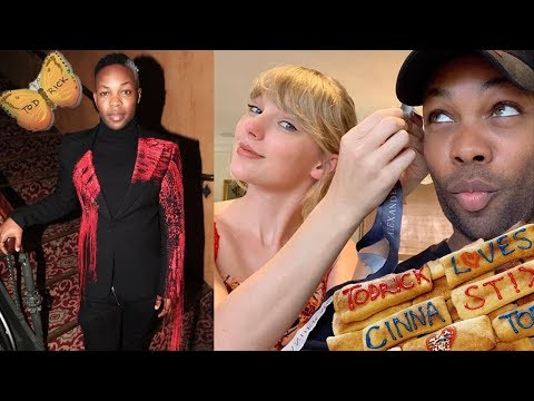 Savannah - Taylor Swift Surprised Todrick Hall with a VERY Expensive Birthday Present