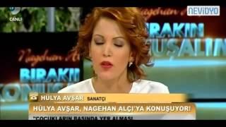 Hülya Avşar - Nagehan Alçı gerilimi!