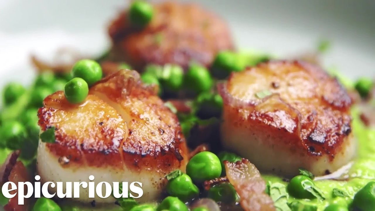 Guide to cooking scallops