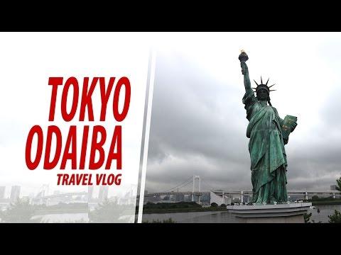 CARI LIBERTY KE ODAIBA, TOKYO | Travel Vlog #10