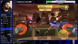 [World Record] Ratchet and Clank: Up Your Arsenal NG+ Speedrun in 29:07