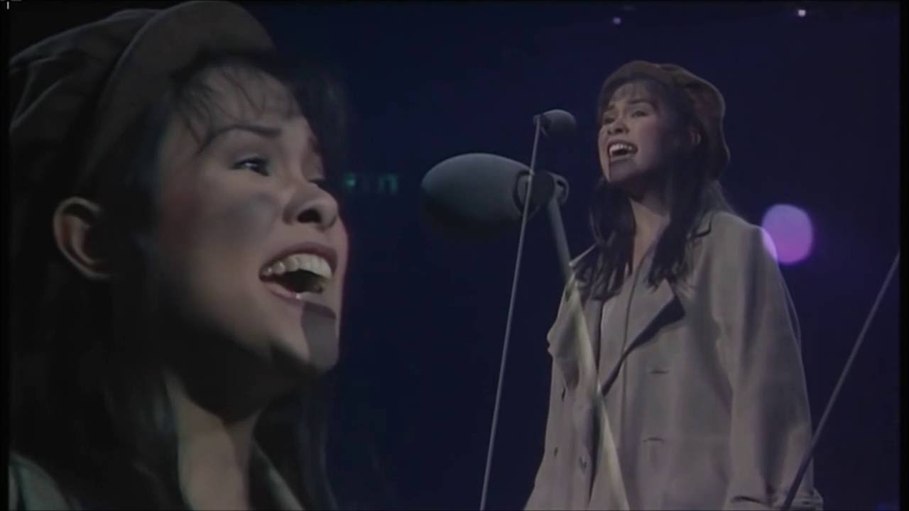 The Incomparable Lea Salonga as Fantine and Eponine - YouTube