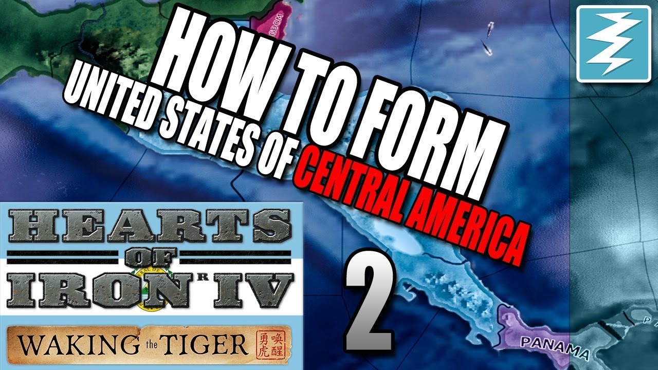 USA SAYS STOP!!! [2] Hearts of Iron IV - Waking The Tiger DLC