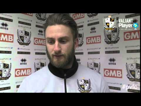 POST-MATCH: Chris Neal On Secret To Saving Penalties