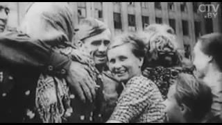 Внуки о войне  Полина Нестерёнок  Они проливали свою кровь за то, чтобы я могла жить сегодня!