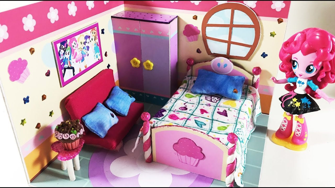 My Little Pony Miniature Doll House