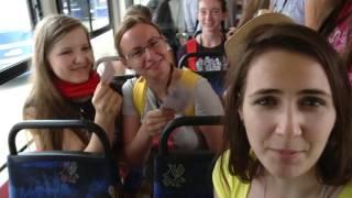 2. skutek milosrdenství: když je v autobuse vedro!